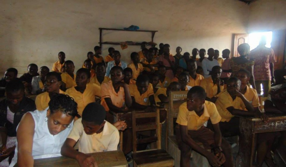 ghana education 12