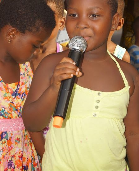 ghana kids party 3