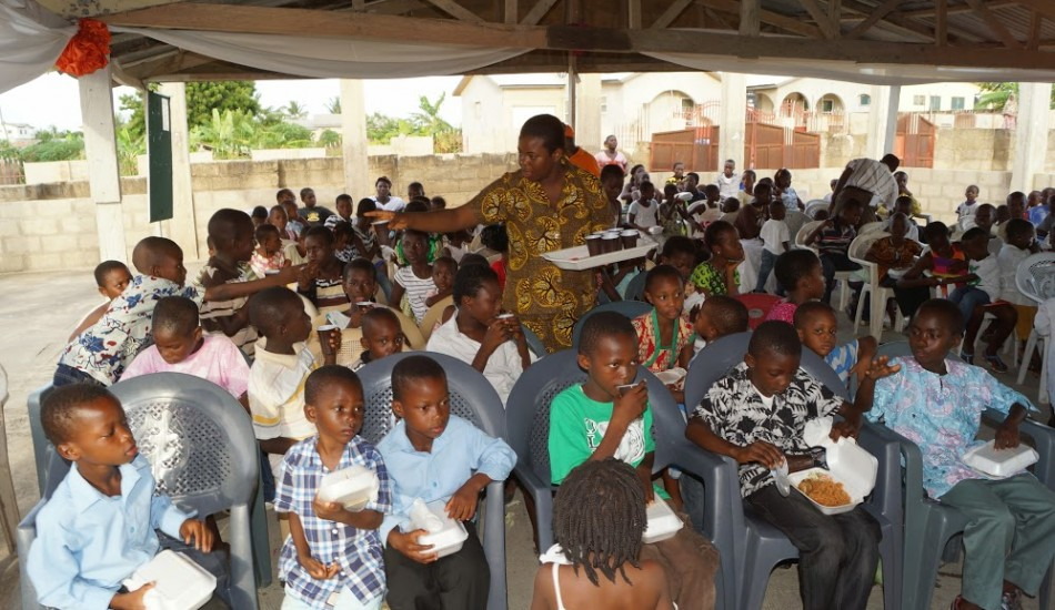 ghana kids party 5