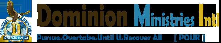 Dominion Ministries – Online Church
